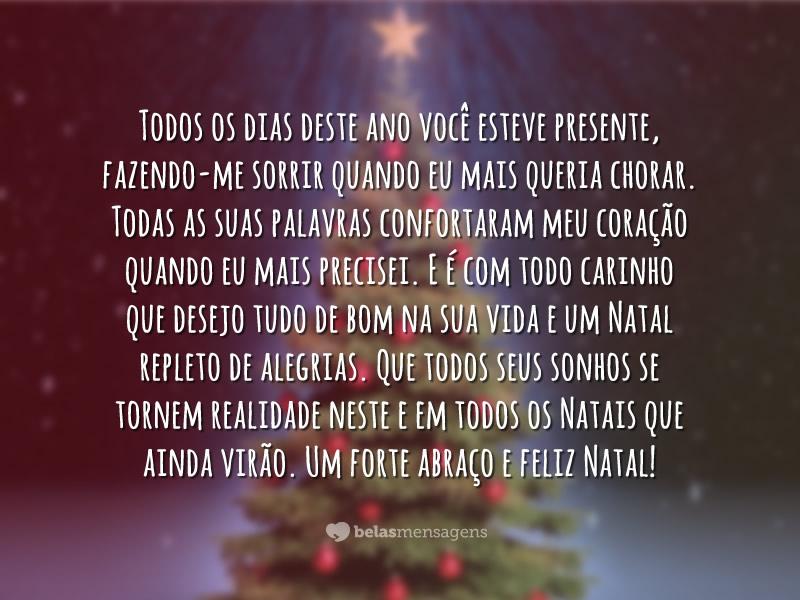 Foto Mensagem de Feliz Natal 15